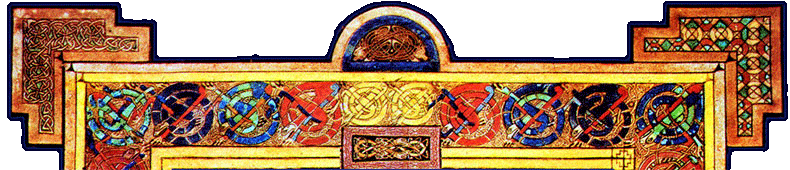 Book of Kells - header image